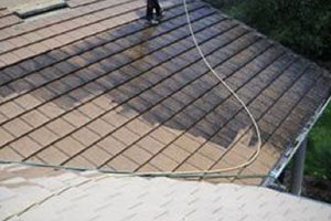 Miami No-Pressure Roof Cleaning