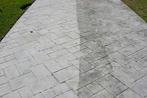 Miami Walkway Pressure Washing